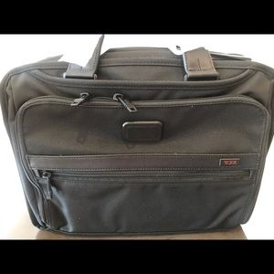 Tumi briefcase brand new